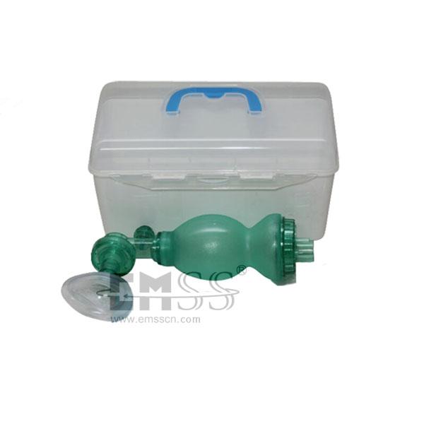 婴儿PVC人工复苏器EJF-013
