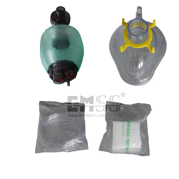 儿童PVC人工呼吸器EJF-012