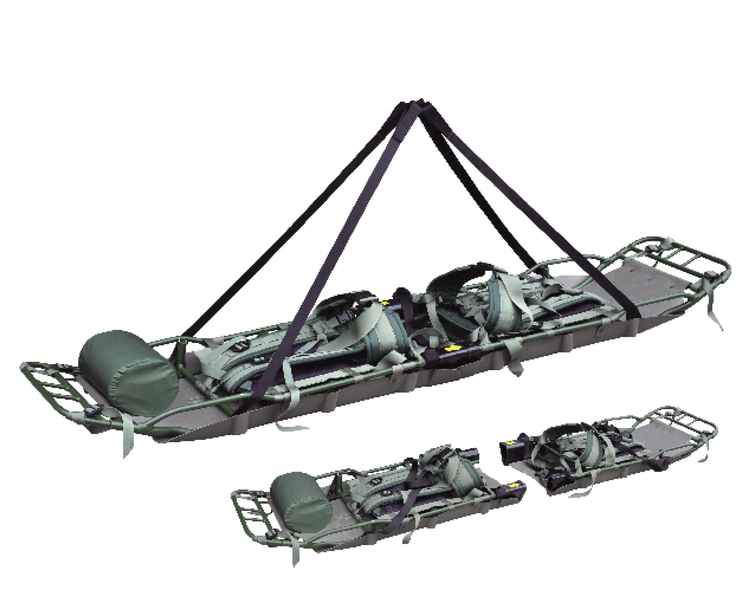 铝合金吊篮担架EDJ-016F